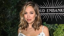 Myleene Klass allegedly spat at by taxi driver in drop off dispute