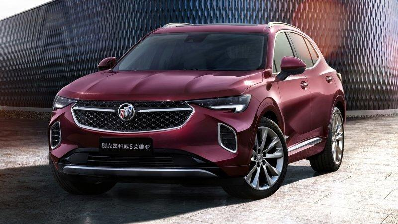 2021 Buick Envision's bold design means small space gains, a few big losses