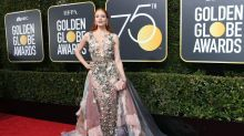 2018 Golden Globe Awards: The guests who didn't wear black
