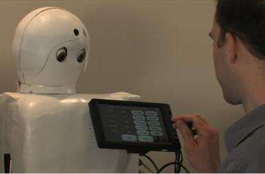 MIT builds robotic weight loss coach