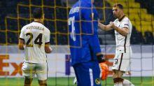 Europa League, la Roma rimonta e batte lo Young Boys