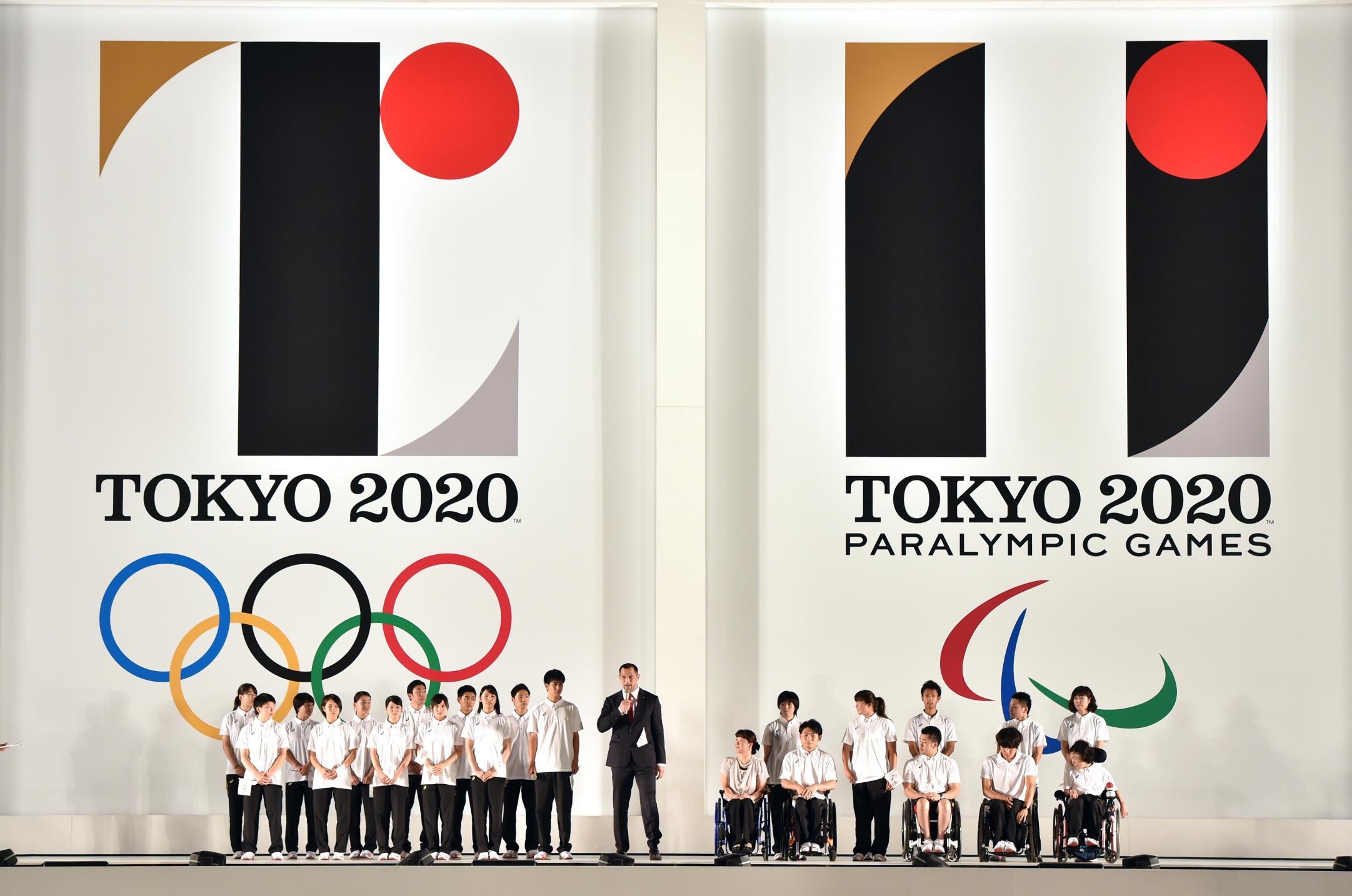 Olympics: Tokyo logo design ruffles feathers abroad