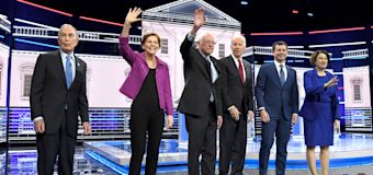 Revisiting the billions spent in the Democratic primary