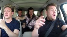 One Direction does Carpool Karaoke with James Corden