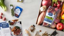 Why Blue Apron Holding Inc Stock Popped Today