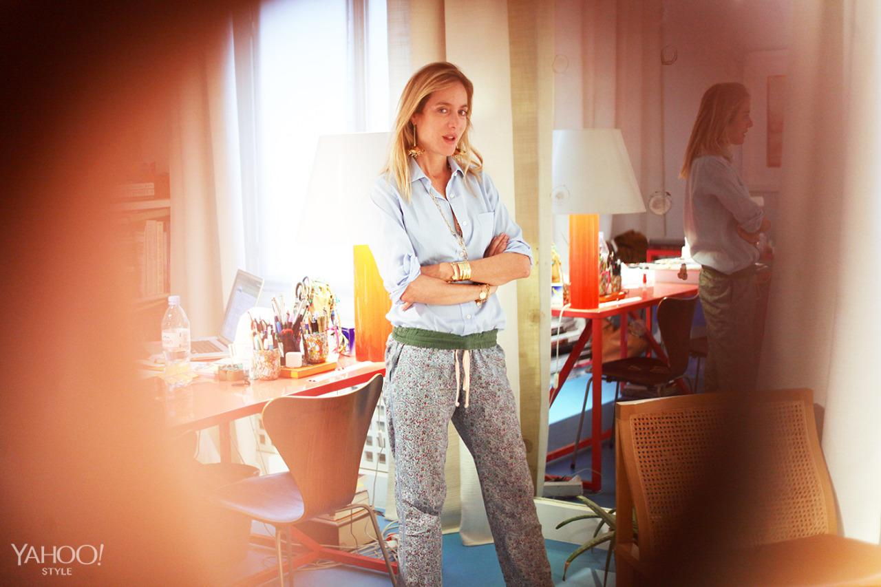 The Charmed Life of Jewelry Designer Aurelie Bidermann: https://www.yahoo.com/style/charmed-life-jewelry-designer-aurelie-205443574.html
