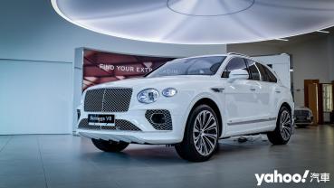 正21世紀新奢華跑旅!2021 Bentley Bentayga 4.0 V8抵台登場!