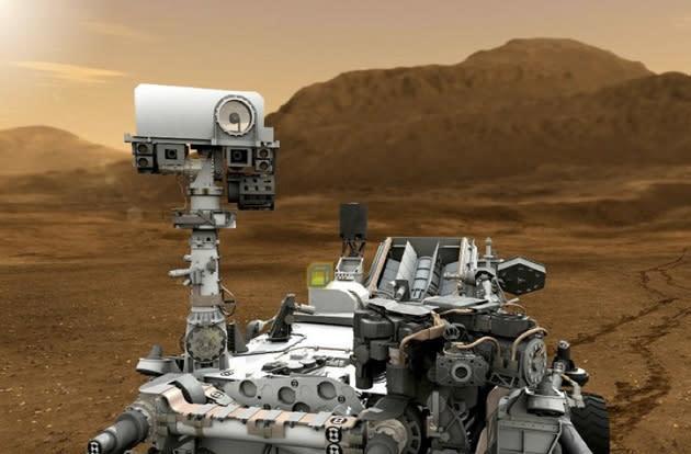 NASA wants its next rover to bring a greenhouse to Mars