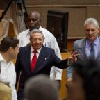 Cuba's new president vows to defend legacy of Castro revolution