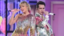 Brendon Urie Supports Taylor Swift, Bashes 'Toxic' Scooter Braun