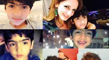Sussanne Khan wishes son Hrehaan a happy birthday with this heartwarming message