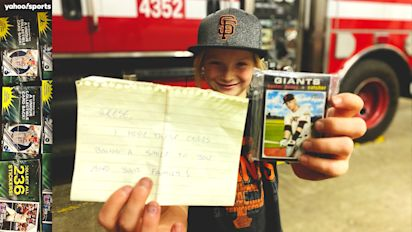 Spirit of Thanksgiving, one baseball card at a time