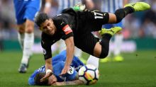 Soccer: Brighton celebrate revenge but Hemed may face FA action
