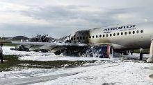 Hero flight attendant died trying to save passengers from burning Aeroflot jet