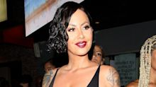 Amber Rose, Is That You? Star Looks Unrecognizable in Wavy Bob Wig