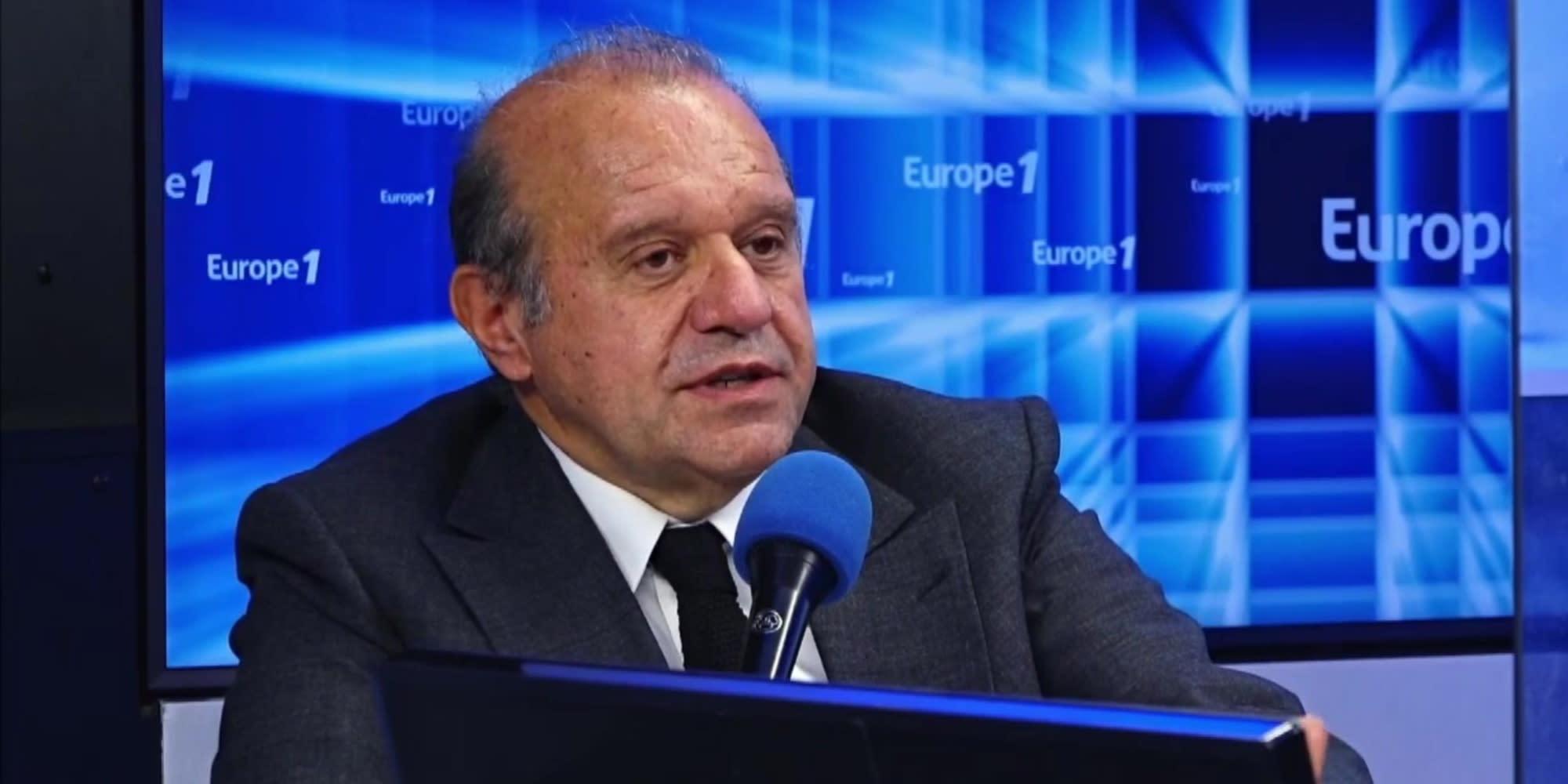 L'avocat pénaliste Hervé Temime est l'invité d'Europe 1 mercredi à 8h15