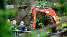 Polícia alemã continua a escavar canteiro na investigação do caso Maddie