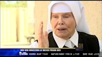 Nun who ministered at Mexico prison dies