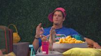 Big Brother - Zach's Take on Amber - Live Feed Highlight