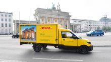 Warum die Deutsche Post-Aktie Ende letzter Woche um 7 % eingebrochen ist