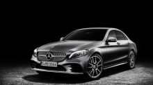 Facelifted Mercedes C-Class features luxurious interior and new hybrid powertrains