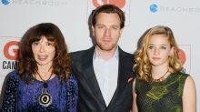 Ewan McGregor's daughter pens poignant song about parents' breakup