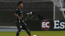Lecaros comemora adaptação no Botafogo: 'Agora estou melhor'