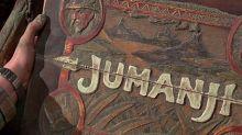 Jumanji avec Robin Williams sur 6ter : une frustration d'enfant comme idée de départ...