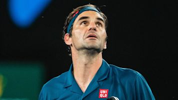 Federer's quest for Aussie three-peat ruined