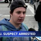 New Jersey man who participated in Capitol riot arrested