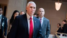 Several Pence Aides, Including Chief Of Staff Marc Short, Test Positive For COVID-19