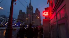 Morgan Stanley to Shut Down Moscow Equities and FXDesks