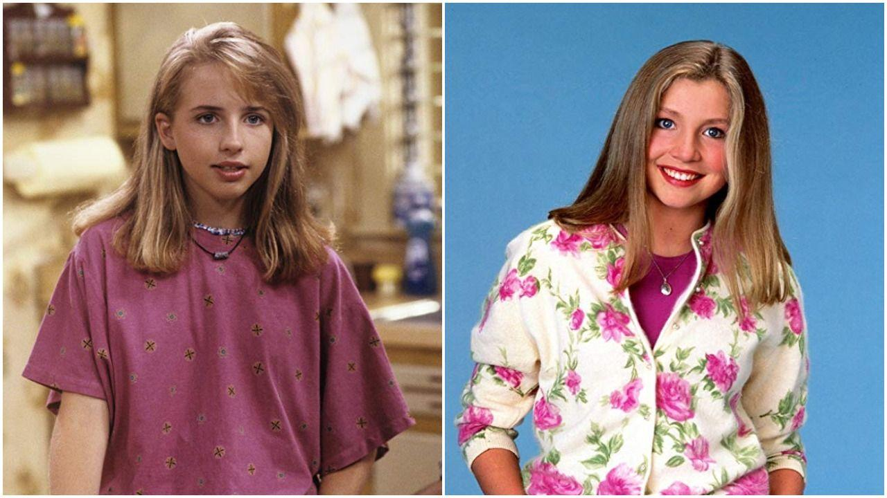 <p>Lecy Goranson peaced out of <em>Rosanne</em> to go to college after five seasons and was replaced by Sarah Chalke from my favorite show <em>Scrubs</em> (feel free to judge me). Then Lecy came back, was replaced by Sarah <em>again</em>, and came back A-G-A-I-N for the reboot. </p>