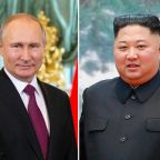 N.Korea's Kim, Putin to hold first talks in Russia's Far East