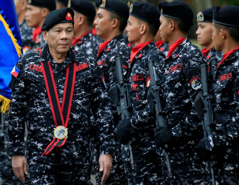 Opponents dismayed as Philippines' Duterte approves 'monstrous' anti-terror bill