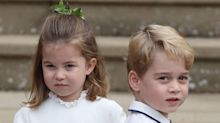 Prince George and Princess Charlotte Will Reportedly Serve as Bridal Attendants in Yet Another Wedding