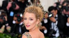Blake Lively Wore a Princess Dress to the Met Gala