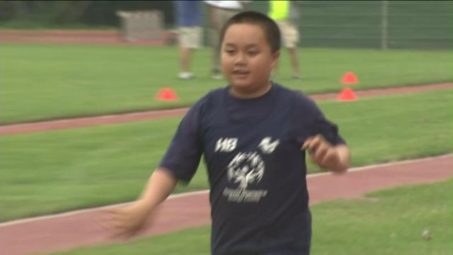 Special Olympics Athletes Play For the Love of the Game