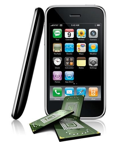 Apple orders 50 million iPhone NAND chips from Samsung, rest of world put on hold?