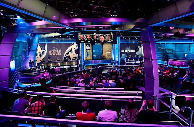 Yahoo eSports shuttered after just a year