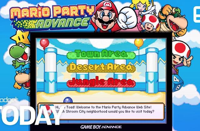 Nintendo's long-lost Flash games are returning to the web
