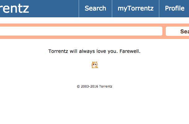 Torrentz.eu quietly shuts down its torrent search engine