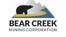Bear Creek Mining Announces Closing of C$34.5 Million Bought Deal Financing