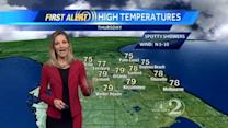 Fog, clouds expected