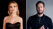 Lily James, Armie Hammer to Star in Daphne du Maurier Adaptation 'Rebecca'