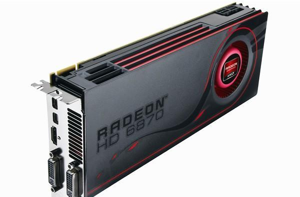 AMD Radeon HD 6870 and HD 6850 officially pictured, coming this Friday