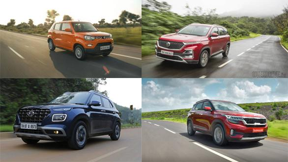 """Indian Auto Industry - the ones that """"Bucked the Trend"""""""