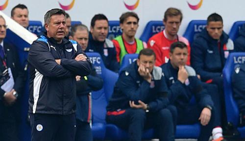 Champions League: Leicester-Trainer Shakespeare: Aus der zweiten Reihe ins Rampenlicht