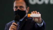 ENTREVISTA-SP garantirá vacinação contra Covid-19 no Estado se governo federal virar as costas, diz Doria