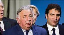 """""""Il s'imagine en grand conciliateur"""" : Gérard Larcher, le parrain de la droite"""